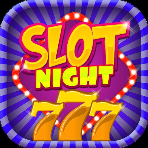 WOW Night Slots 博奕 LOGO-玩APPs