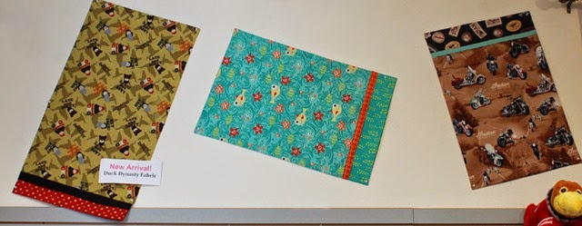 Pillowcase kits from The Fabric Mill