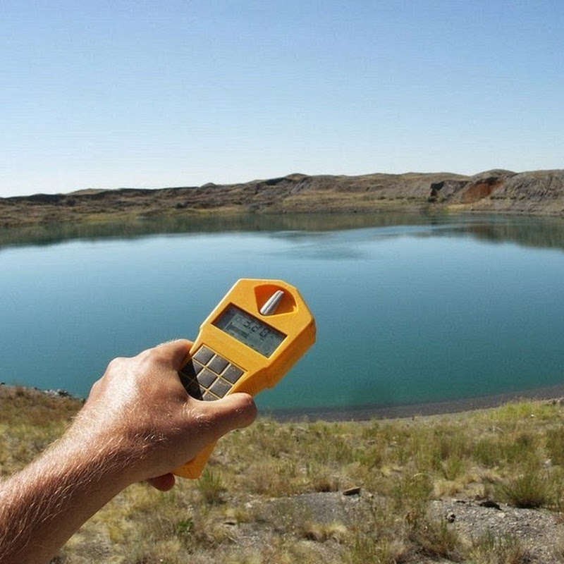 Lake Chagan, The Atomic Lake Filled With Radioactive Water