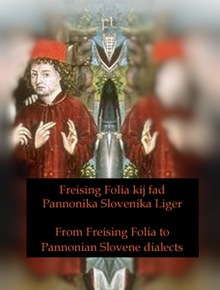 From Freising Folia to Pannonian Slovene Dialects Cover