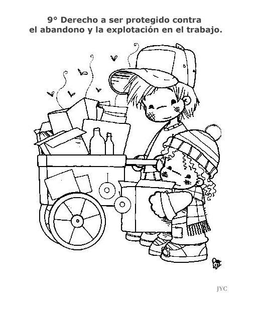 Dibujos Día Del Niño Para Colorear Actividades Para Niños