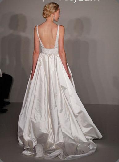 wedding dress8203_x1 JIM HJELM BRIDAL GOWNS, WEDDING DRESSES STYLE JH8203