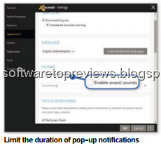 annoying avast pop up