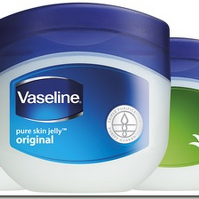 15 Super Cool Beauty Tricks Using Vaseline Petroleum Jelly