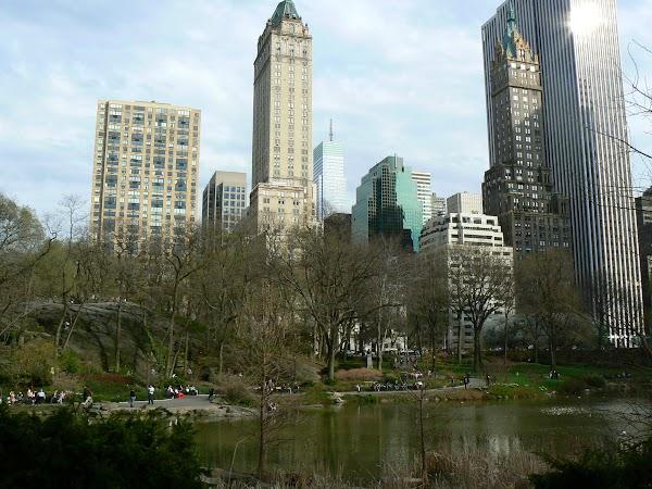 Obiective turistice SUA: Central Park