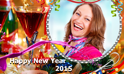 Happy New Year Frames 2015