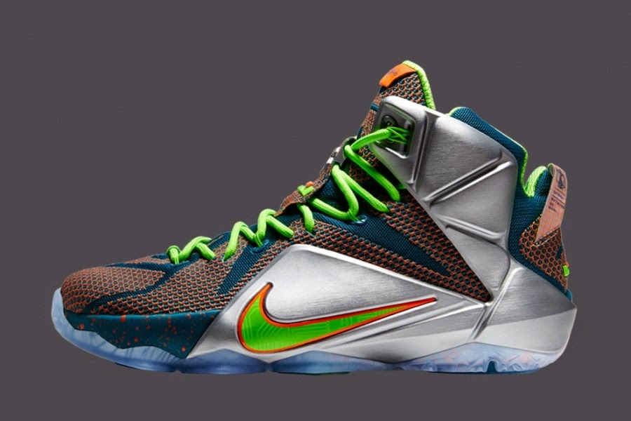 9a19a43f97e ... Seven Nike LeBron 12 Colorways Revealed to Launch in 2014 ...
