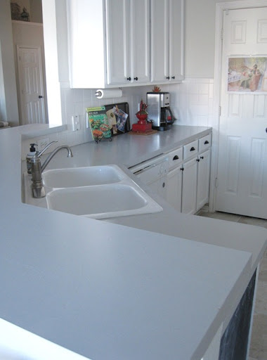Beau ... And You Get It Tinted Whatever Color You Like. I Chose Pale Gray For My  Counters. Itu0027s About $20 And Is Not Labor Intensive. . . Countertops