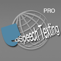 Hands free speech SMS/text Pro icon