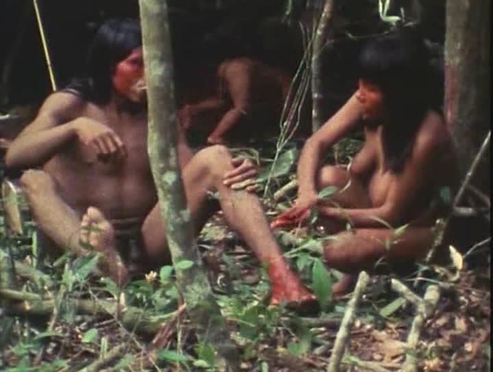 публичный секс в диких племенах