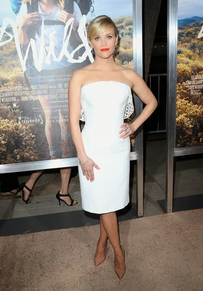 Reese Witherspoon Wild Premieres Beverly Hills