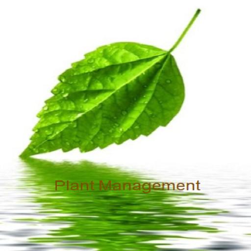 Plant 관리 서비스 LOGO-APP點子