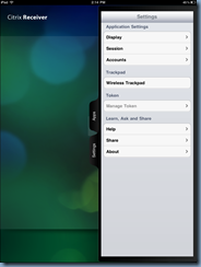 Terence Luk: No audio with iPad accessing Citrix published
