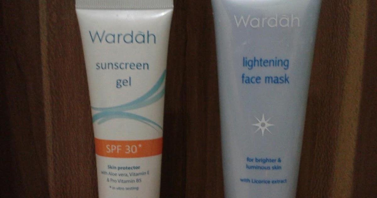 (woman world) another Wardah : Sunscreen Gel SPF 30 ...