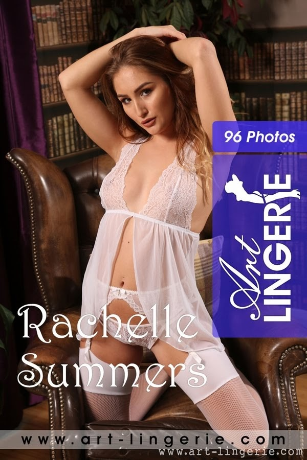 [Art-Lingerie] Rachelle Summers - Photoset 8099 - Girlsdelta