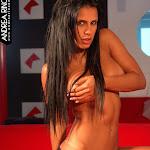 Andrea Rincon, Selena Spice Galeria 53 : Sensual Lenceria Negra Con Flores – AndreaRincon.com Foto 27