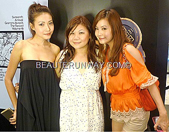 Dawn Yeoh BeauteRunway Le Yao I-Gucci timepiece collection and Grammy Museum Travelling Exhibition at Paragon Singapore