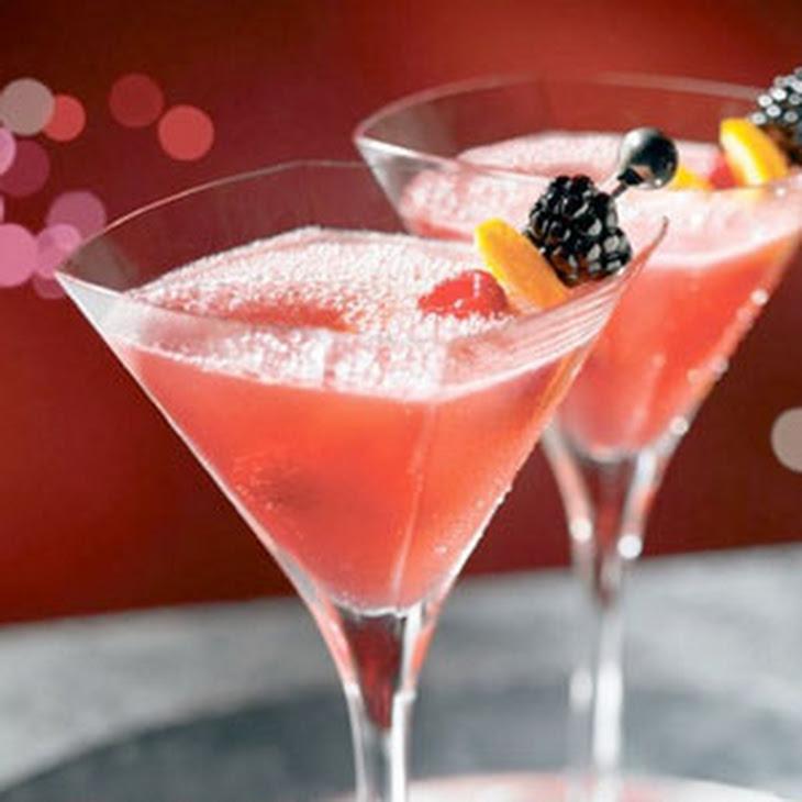 Pink Soft Drink Recipe