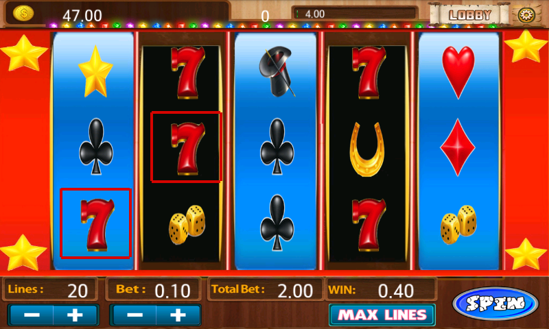 Monte Carlo Slot Gambling - screenshot