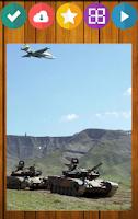 Screenshot of Tank Game Tanks Puzzle