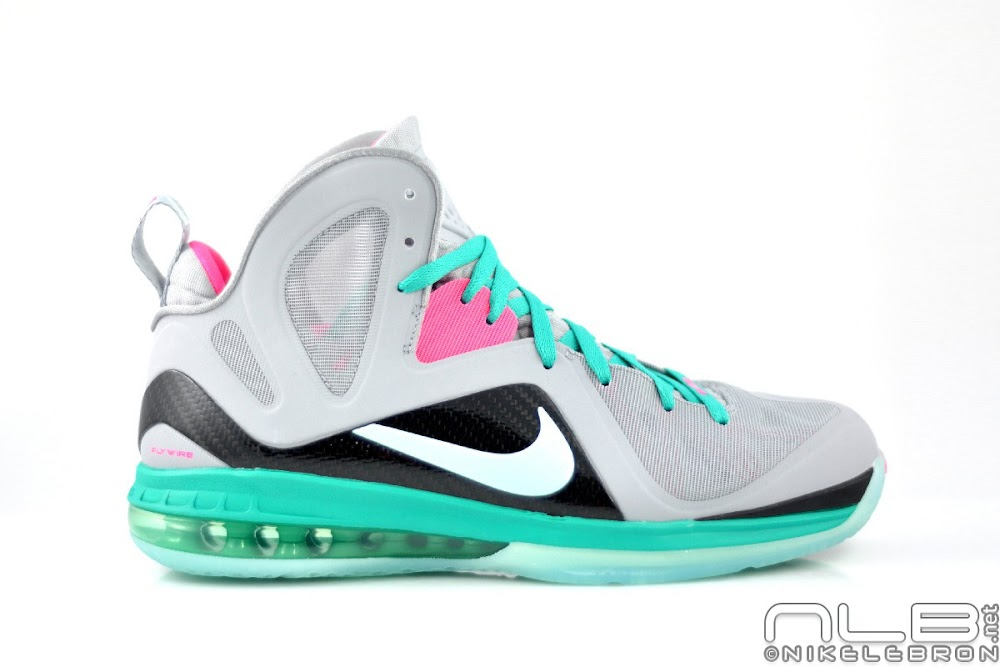 best website 108c6 674d0 ... Releasing Now Nike LeBron 9 Elite Miami Vice South Beach ...