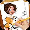Learn to Draw Cartoon Princess