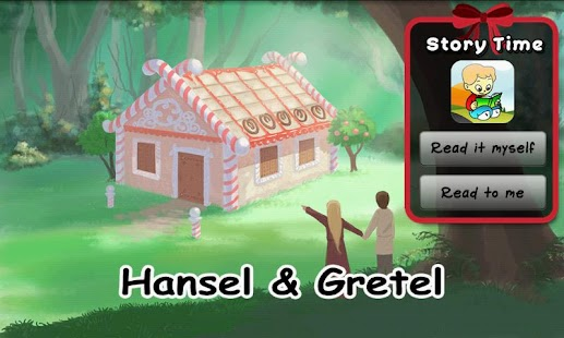 Hansel and Gretel : Story Time - screenshot thumbnail