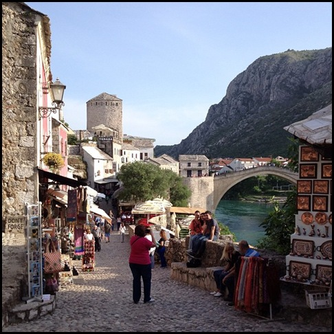 Don't Forget, Mostar