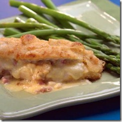 Ham Cheese Chicken