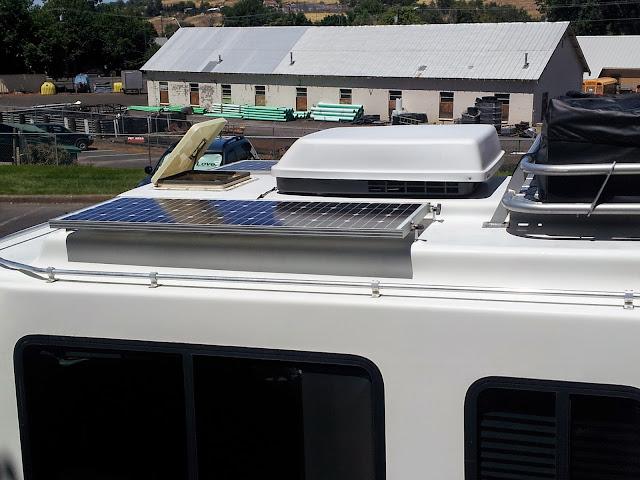 Solar Upgrade | Chinookers Journey
