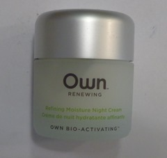 own_refinign night moisturizer