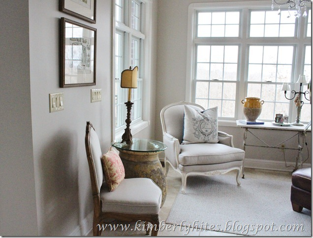 Kim Hites French Country Antiques Interiors Lbe Sunroom Changes And