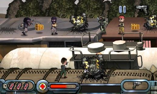 Street Shootting Gun War - screenshot thumbnail