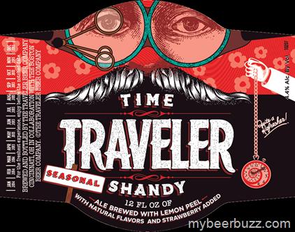 Time Traveler Shandy Calories