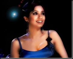 shreya dream singer