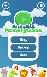 Animals memory game for kids Apk Download Free for PC, smart TV
