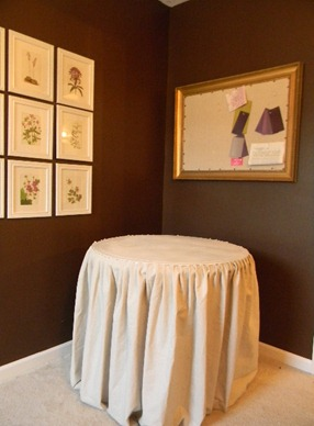 skirted table 005