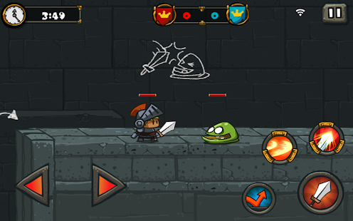 Oh My Heroes! Screenshot 5