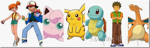 pokemon family costumes. * Misty * Ash* Jigglypuff * Pikachu * Squirtle * Brock * Charizard *  sc 1 st  Keeping it Simple Crafts & Halloween 2014- Pokemon Family Costumes u2022 Keeping it Simple