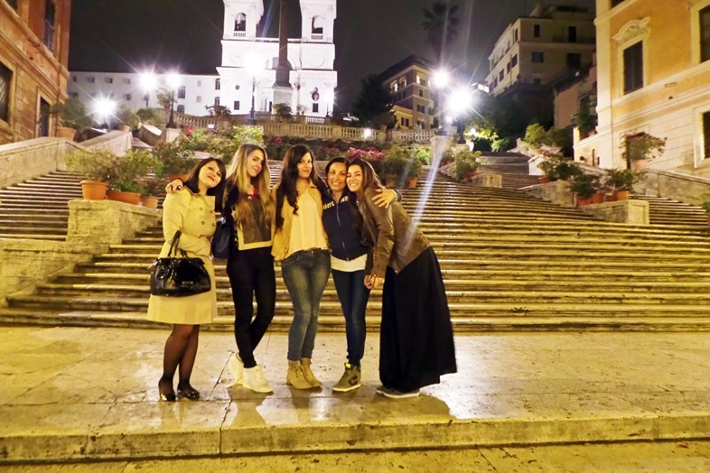 bloggers a roma