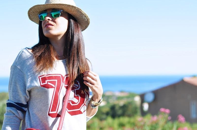 outfit, corsica, summer 2013, STYLE, carrera occhiali da sole, fashion bloggers, street style, zagufashion