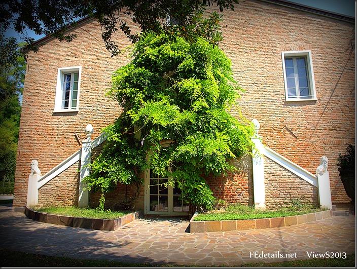 Villa Horti della Fasanara, Ferrara, Italy, foto2