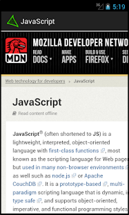 JavaScript- screenshot thumbnail