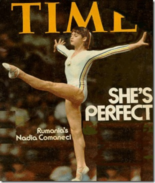nadia comaneci-the perfect ten
