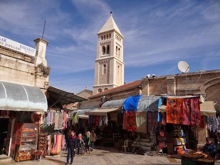 Bazar turistic Ierusalim