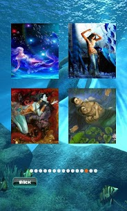Mermaid puzzle 2.18.0 Apk Mod (Unlimited Money) Latest Version Download 2