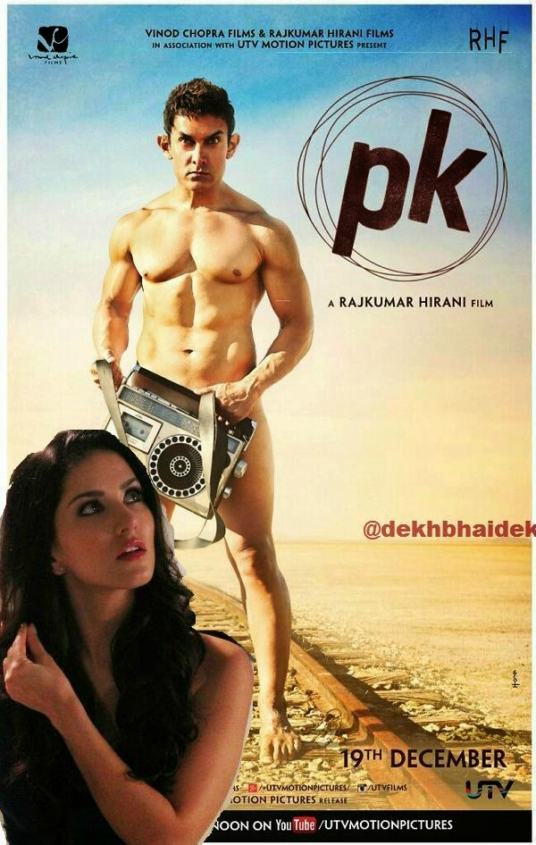 P.K 2014 Movie Official Teaser Trailer Watch Online