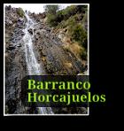 Descenso barranco de Horcajuelos. Febrero 2013