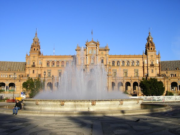 12. Plaza de Espana.JPG
