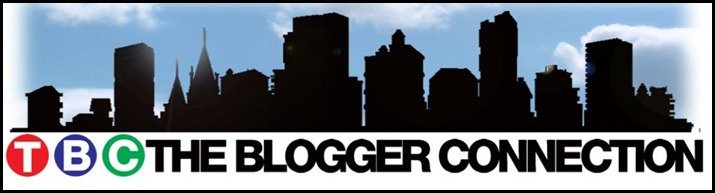 The blogger connection header